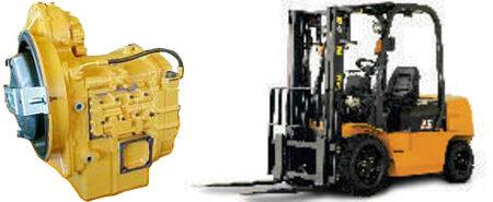 Новые и восстановленные АКПП серии CT100, производства AVTEC (Индия), для вилочных погрузчиков грузоподьемностью 8-10 тонн