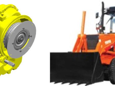 Новые и восстановленные АКПП серии ADC, производства AVTEC (Индия), для экскаватора-погрузчика (Петушок)