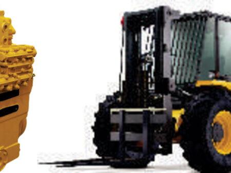 Новые и восстановленные АКПП серии ТТ /TRT 2000 , производства AVTEC (Индия), для вилочных погрузчиков грузоподьемностью 10-12 тонн