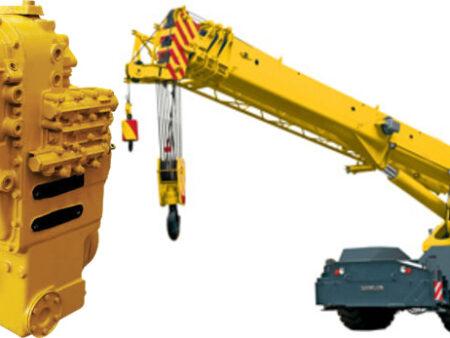 Новые и восстановленные АКПП серии ТТ /TRT 2000 , производства AVTEC (Индия), для подъемных кранов