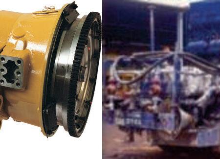 АКПП CL(B)T 754 (445 HP) AVTEC (Индия), для поливальной машины