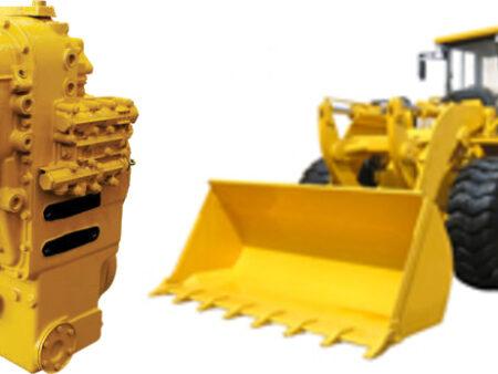 Новые и восстановленные АКПП серии ТТ /TRT 2000 , производства AVTEC (Индия), для колесного погрузчика