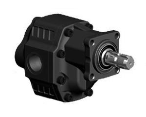 Шестеренчатые насосы NPGH ASAE 1-3/8 рабочий объем от 63 до 150 см³/об (л/мин при 1000 об/мин) максимальное рабочее давление до 325 бар, присоединительный стандарт ASAE