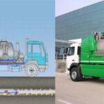 установки для вакуумных и каналопромывочных машин