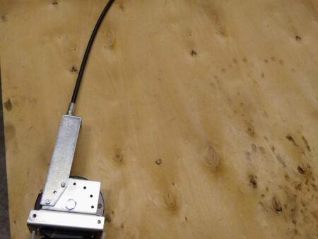 Селектор (джойстик, рычаг) переключения Allison_ 002